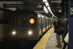 IMG_6446 (GojiMet86) Tags: mta ind nyc new york city subway train 1988 r68a 5150 59th street columbus circle