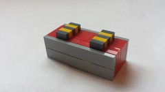 Death Star Scanner Cart (FirstInfantry) Tags: lego starwars deathstar anh imperial