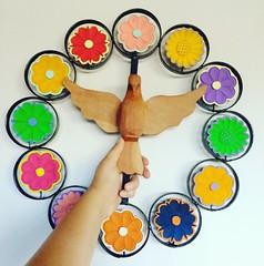 Finalmente consegui colocar a #mandala na loja. www.elo7.com/osoarte #mandala #decoracao #decoração #decoraçãomineira #casa #divino #espiritosanto (fabriciabarcelos) Tags: divino mandala decoracao casa decoraçãomineira decoração espiritosanto