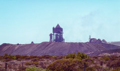 0Z4A9187-Edit (francois f swanepoel) Tags: heatwaves hittegolwe industrial industriëel ironore mirage rocket saldanha ystererts launchpad
