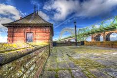 Runcorn Bridge -  2nd April 2017 (purserd99) Tags: runcornbridge