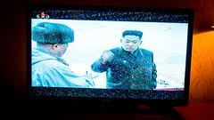 TW program in the Hotel (Yen L.) Tags: northkorea korea koryo dprk asia communism 조선 조선민주주의인민공화국 朝鮮 北韓 韓 高麗 金正恩 김정은 kim jongun kimjongun