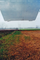 deerstand (Jan Meifert) Tags: kodak ultramaxx 400 analogue analog film 35mm double multi multiple exposure mehrfachbelichtung doppelbelichtung outdoor deerstand high seat jan meifert