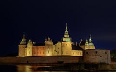 Kalmar slott (explored) (PICS by MARTY) Tags: kalmar slott natt nikon sverige