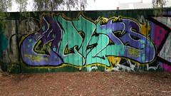 Malice... (colourourcity) Tags: streetart streetartaustralia streetartnow graffiti graffitimelbourne melbournegraffiti melbourne graff letters burncity awesome colourourcity nofilters malice tsf cls gbs