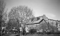 Annedal (rotabaga) Tags: sverige sweden svartvitt göteborg gothenburg blackandwhite bw bwfp diy caffenol