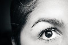 Bw (nanysendra) Tags: olhar preto e branco