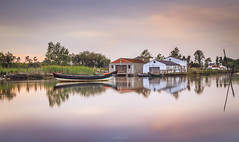 The Boat house, Ria de Aveiro (paulosilva3) Tags: riadeaveiro aveiro portugal lake river canon eos 6d manfrotto lowepro lee filters sunrise sunset mist nature travel tourism