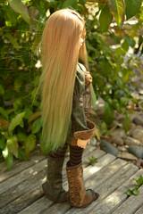 009 (ladycassiel) Tags: unoa bully bjd alpaga alpaca wig