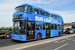 LT782 LTZ1782 (PD3.) Tags: abellio lt782 lt 782 ltz1782 liz 1782 bud light budlight wrap advert newroutemaster borismaster nbfl wright wrightbus london bus buses england uk westminster