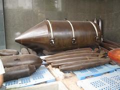 Vietnam War Remnants Museum (rylojr1977) Tags: war vietnam weapons history saigon hochiminhcity bombs shells ordnance