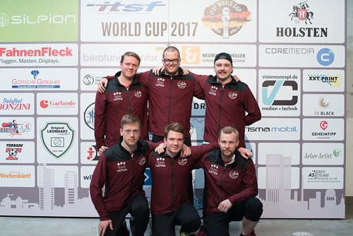 Team Latvia Men D2