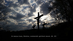 Happy Easter (Kathy_9) Tags: goodfriday happyeaster calvary savior jesus hss clouds