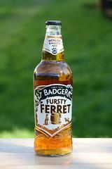 Beer Fursty Ferret DSC00289 (rowchester) Tags: beer birra biere stakol olut cerveza ol piwo badger brewery blandford dorsettawney light golden brown