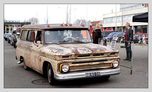 Chevrolet Suburban C10 / 1966