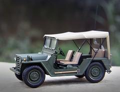 Ford Mutt M151A1 (vitaraman) Tags: tamiya ford mutt m151a1 135 scale