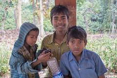 TECHNOLOGY REACHED WHERE EDUCATION DON'T! (Imaginary-GK Dutta Photography) Tags: assam shivsagar village gksimaginary gkdutta gkduttaphotography people natural northeastindia northeast