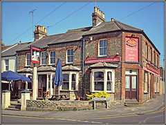 Princess of Wales (Jason 87030) Tags: pub inn margate kent thanet building architecture uk england greatbritain unitedkingdom town april 2017 sony ilce alpha a6000 nex lens street road culture buckinghamroad shepherdneame brewery beer ale publichouse tavern