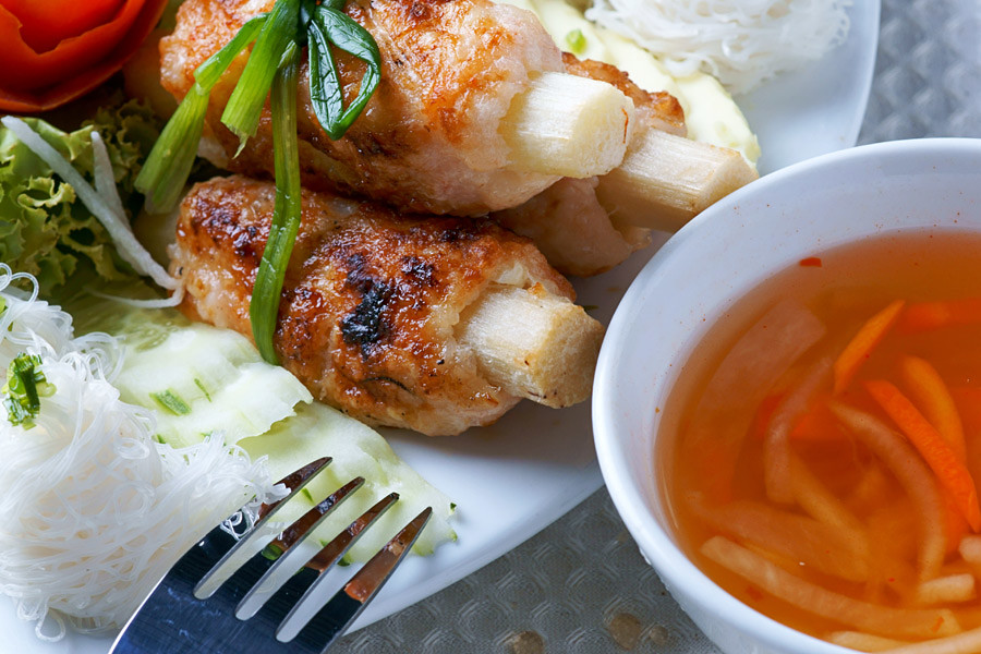 Sample some of the culinary delights when in Vietnam
