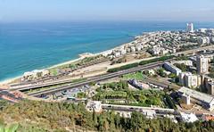 Haifa 06 (mpetr1960) Tags: haifa israel sea seaview city cityscape cityview building museum road nikon d810