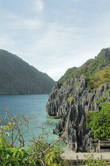 View from Matinloc Shrine 22 (Journey of A Thousand Miles) Tags: philippines elnido asia 2017 palawan seascape ocean sea island