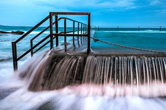 Dawn Cronulla Beach Pool (600tom) Tags: clouds rocks cronulla sydney vivid longexposure water pool dawn