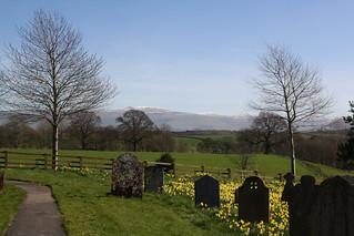Edenhall, Cumbria, St Cuthbert