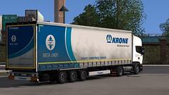 Scania R420 Lowdeck (nashruizza) Tags: truck scania v8power intercooler
