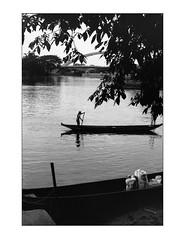 way home (alessio gianfranceschi) Tags: nikon f3 film 35mm travel water black white analogic analogica pellicola ecuador ilford hp5 documentary south america