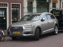 2016 Audi Q7 e-tron (harry_nl) Tags: netherlands nederland 2017 leiden audi q7 etron kb304x sidecode9