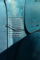 (Bill Baldridge) Tags: blue truck chevy