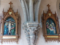Marmoutier /Alsace (France) (thobern1) Tags: marmoutier kloster cloitre abbey alsace elsas france frankreich gothic gotisch gotik