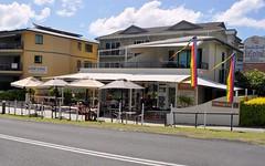 Pippi's Cafe & Bar Clarence Street, Yamba NSW
