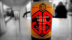 Hell... (Papa Razzi1) Tags: 9062 2017 112365 hell jämtlandsbryggeri beer lager light bright werséns dinner
