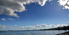 una giornata sul lago di Bolsena e l'isola Bisentina (oscar.martini_51) Tags: lago bolsena isola bisentina natura nuvole