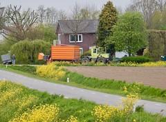 DSCN6421 (Rhoon in beeld) Tags: oudeweg rhoon mb trekker tractor van der linden