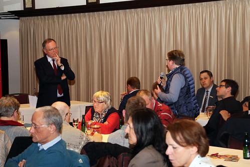 Stephan Weil hat die Fragen der Ammerländerinnen und Ammerländer in Ohrwege beantwortet.