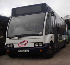 YJ06FXL For Sale (spotterboii2001) Tags: local link devon south west torquay for sale ebay spotterboii2001 optare solo yj06 fxl yj06fxl torbay