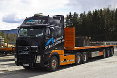 "Volvo FH II "" ELEMENT OG SPECIALTRANSPORT AS "" (N) (magicv8m) Tags: tir trans transport lkw scania r element og specialtransport as n"
