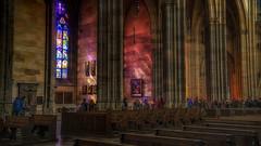 St. Vitus Cathedral (emptyseas) Tags: emptyseas nikon d800 the metropolitan cathedral saints vitus wenceslaus adalbert gothic roman catholic prague czech republic