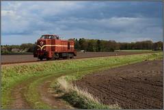 VSM 2530 in Oosterhuizen. (Jonathan Blokzijl) Tags: vsm 2530