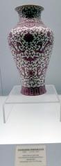 L1160263 (H Sinica) Tags: 乾隆 qianlong 景德鎮 jingdezhen 清 qing 紅釉 vase redglaze