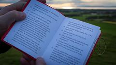 Bibliomancy On The Ramparts (7) (PHH Sykes) Tags: bibliomancy liber al vel legis book law aleister crowley