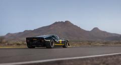 1966 Ford GT40 (Desert-Motors Automotive Photography) Tags: ford gt40 v8 racecars vintagecars vintageracecars fordgt40 cars