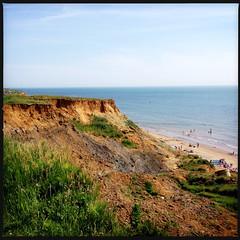 2014-06-22-0126.jpg (Fotorob) Tags: water kust engeland isleofwight england freshwater