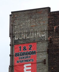 Buffalo Ghost Sign (jmaxtours) Tags: buffaloghostsign ghostsign buffalo buffalonewyork newyork sign oldsign theglennybuilding theglenny apartments williamhglennycompany