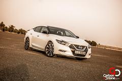 2017_Nissan_Maxima_Review_Dubai_Carbonoctane_3 (CarbonOctane) Tags: 2017 nissan maxima mid size sedan fwd review carbonoctane dubai uae 17maximacarbonoctane v6 naturally aspirated cvt