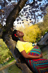 KennyGradfull-2 (Dlicious59) Tags: woman black photography mother pregnancy maternity motherhood motherchild dliciousclicks