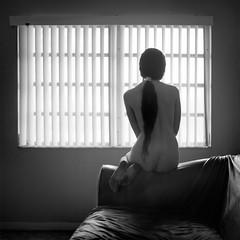 Kelsey_015 (patofoto) Tags: blackandwhite bw woman 6x6 film nude square hasselblad squareformat artisticnude femenine hasselblad203fe