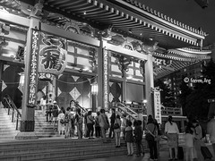 JPEG-5253189 (bee_tee_double_you) Tags: japan temple japanese tokyo asia olympus asakusa oriental omd sensojitemple em5 17mmf18
